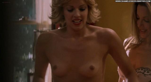 Denise Faye American Pie Posing Hot Nude Lesbian Celebrity Topless