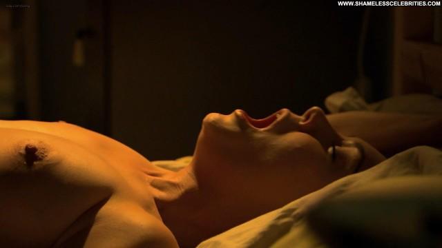 Alana Hood Lip Service Sex Nude Celebrity Posing Hot Lesbian Kissing