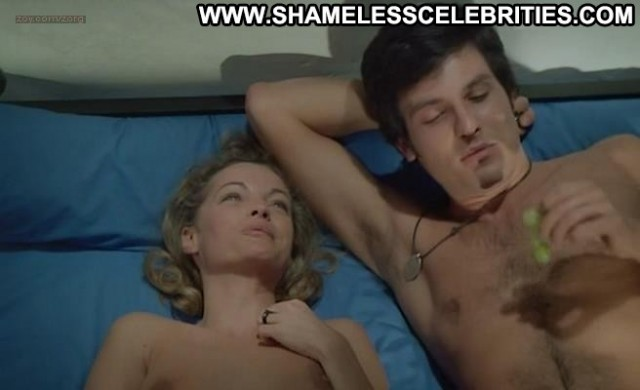 Romy Schneider Les Innocents Aux Mains Sales Nude Posing Hot Topless