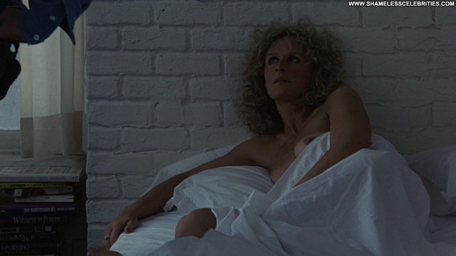 Glenn Close Fatal Attraction Sexy Nude Posing Hot Sex Hot Celebrity