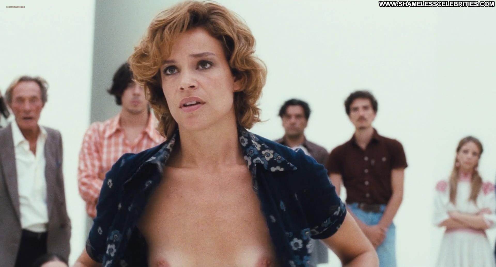 Martina Gedeck Micaela Ramazzotti Anni Felici It Celebrity ...