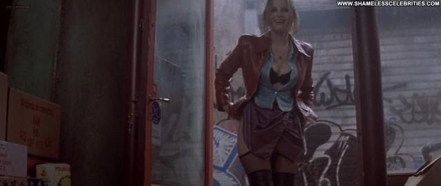 Bridget Fonda Kiss Of The Dragon Sexy Bikini Wet Posing Hot Celebrity