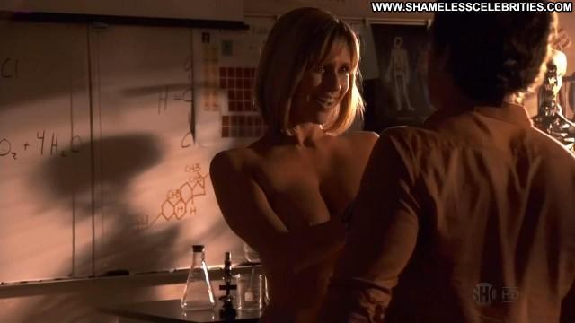 Kristen Miller Dexter Nude Videos Sexy Topless Wet Tits Bush Bikini