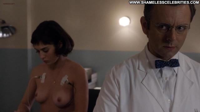 Helene Yorke Masters Of Sex Posing Hot Nude Topless Celebrity