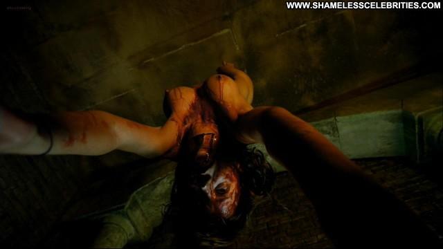 Ana Maria Saragia Fright Night   New Blood Celebrity Nude Posing Hot