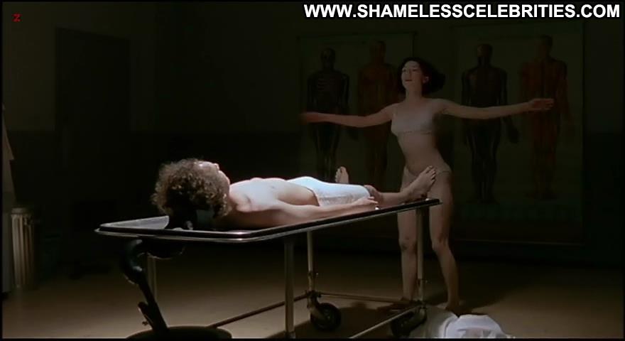 Molly Parker Deadwood Nude