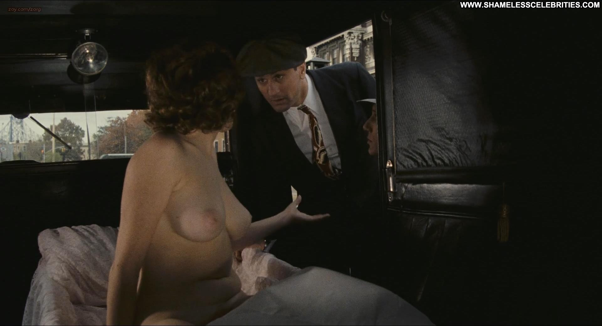 Once upon a time in america sex