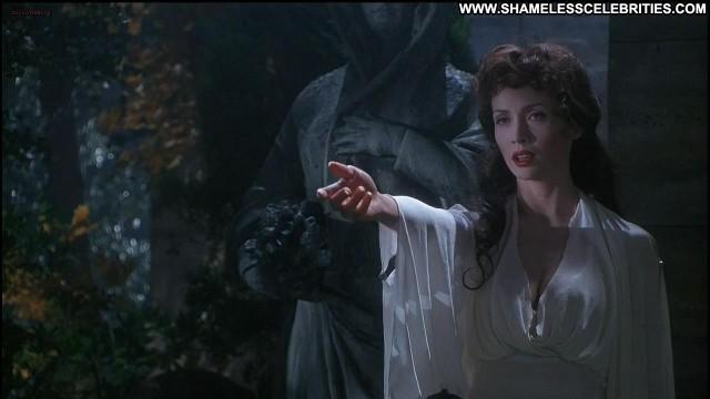 Darla Haun Dracula Dead And Loving It Posing Hot Busty Celebrity Hot