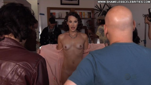 Carla Gallo Californication Topless Doggy Style Nude Sex Celebrity