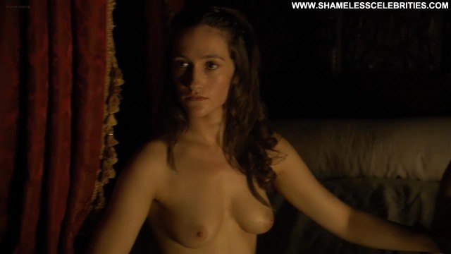 Fiona Ryan Rebecca Friberg The Tudors Topless Posing Hot