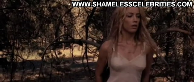 Amber Heard The Ward Lingerie Gorgeous Shower Hot Sexy Celebrity Nude