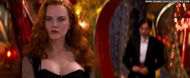Nicole Kidman Moulin Rouge Celebrity Hot Sexy Posing Hot