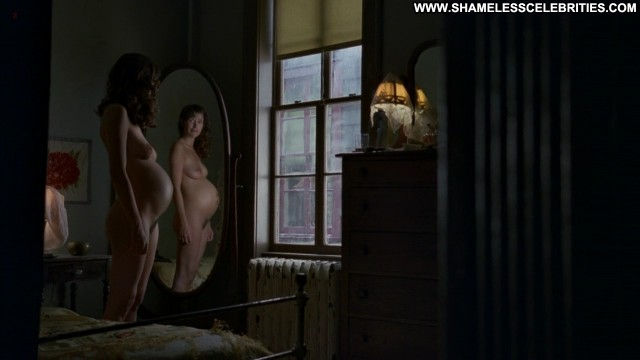 Paz De La Huerta Boardwalk Empire Pregnant Shy Full Frontal