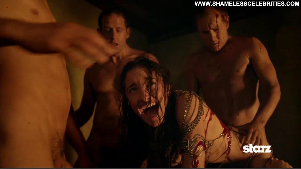 Spartacus sexy scenes