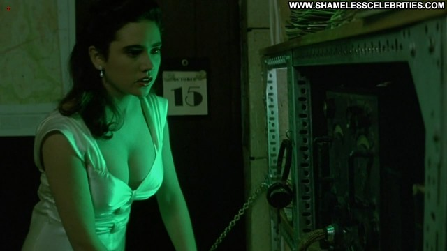 Jennifer Connelly The Rocketeer Hot Sexy Celebrity Posing Hot Doll