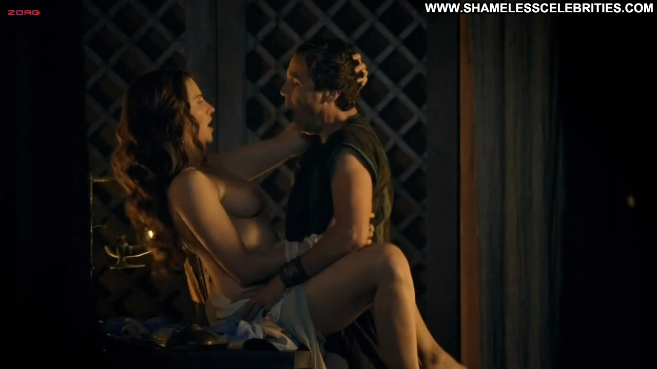 Jaime Murray Marisa Ramirez Lucy Lawless Spartacus Gods Of ...