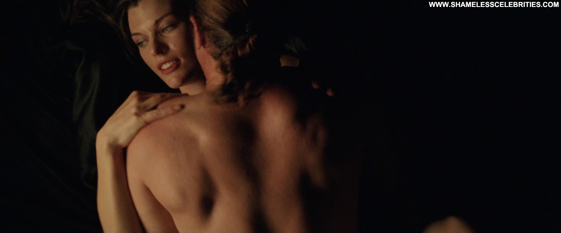 Mila jovovich nude sex scenes join