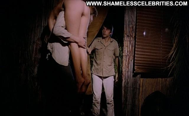 Sabrina Siani Mondo Cannibale Topless Nude Posing Hot Skinny Celebrity