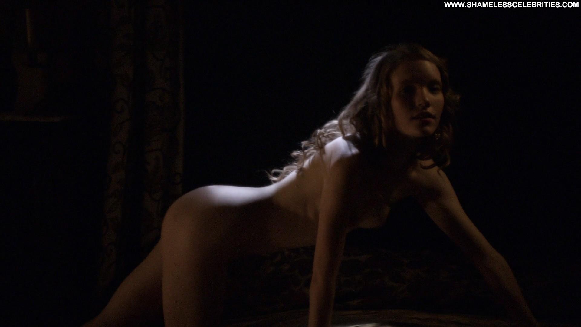 Has Tamzin Merchant Ever Been Nude
