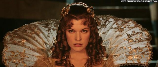 Gabriella Wilde The Three Musketeers Posing Hot Hot Cute Celebrity