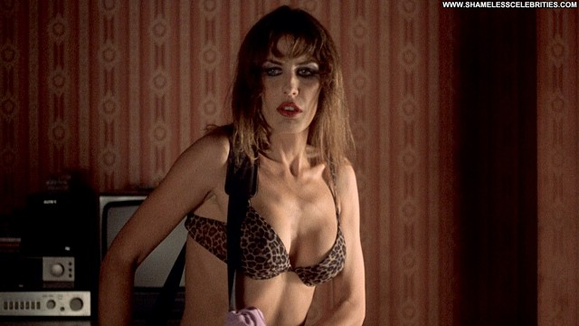 Barbara Lerici Sleepless It Celebrity Posing Hot