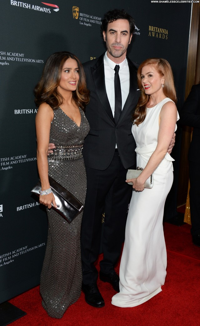 Isla Fisher Los Angeles Los Angeles Posing Hot Beautiful Babe Awards