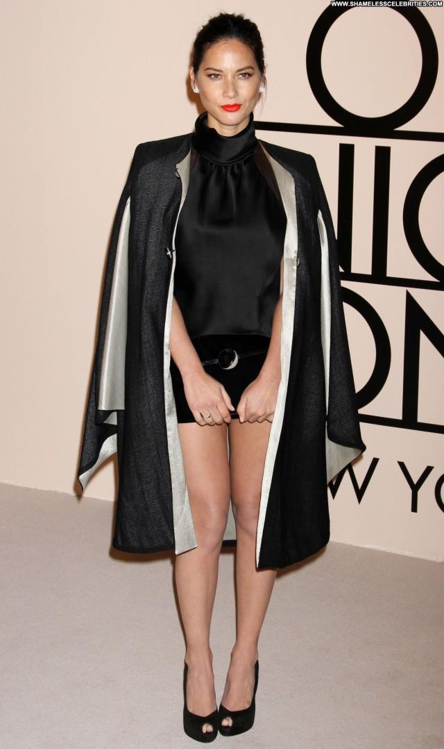Olivia Munn New York High Resolution Babe New York Celebrity Posing