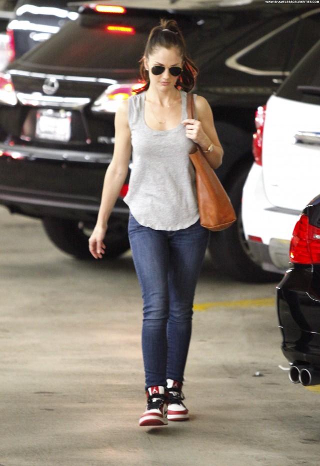 Beverly Hills Beverly Hills Shopping Celebrity Posing Hot Babe