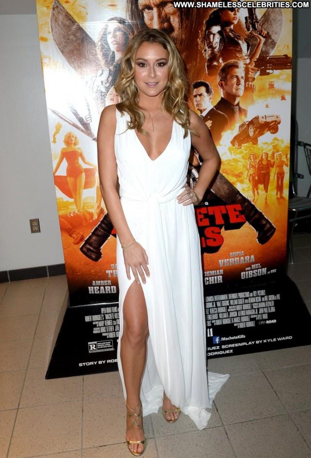 Alexa Vega Machete Kills  High Resolution Celebrity Posing Hot Babe