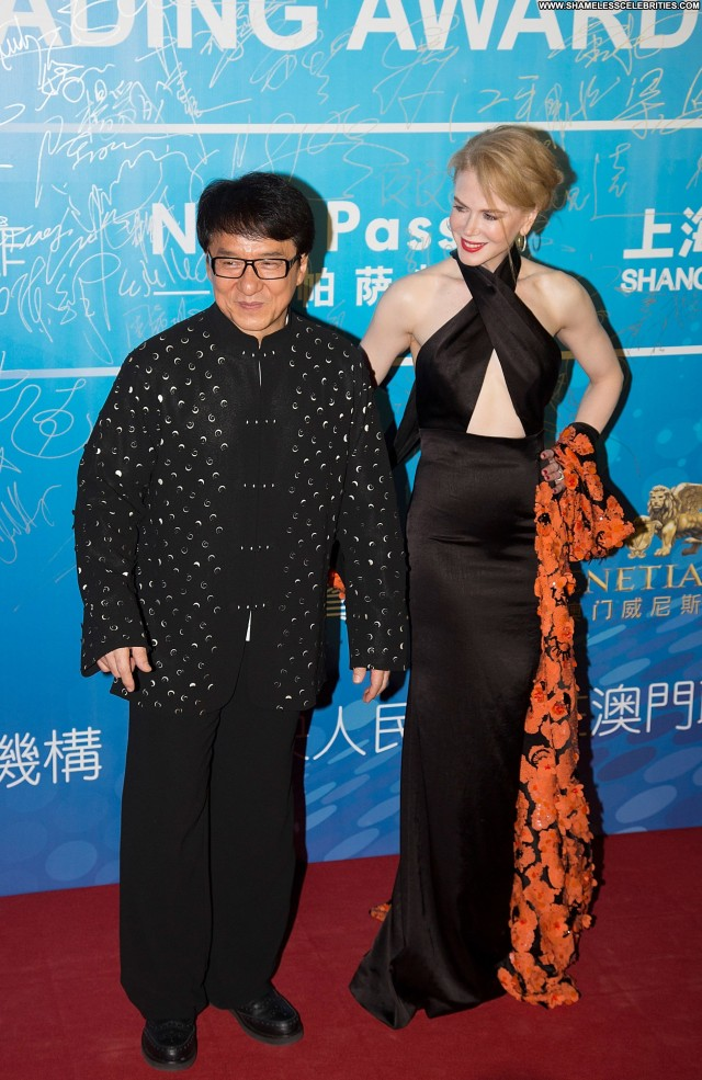 Nicole Kidman Pride Of Britain Awards London China Celebrity