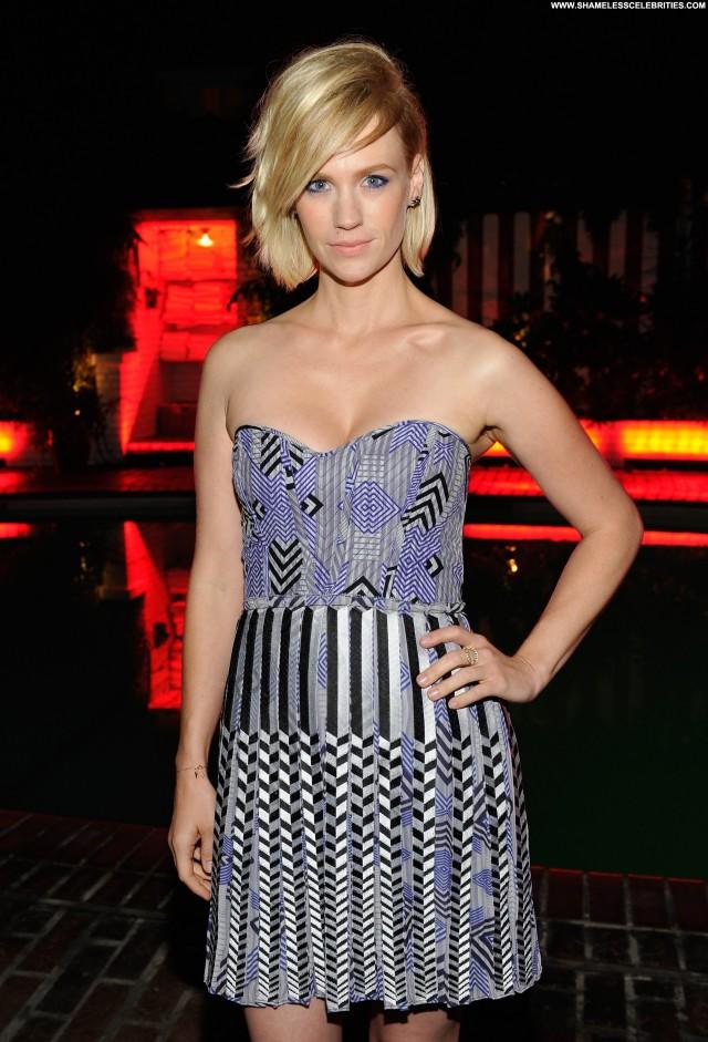 January Jones Vanity Fair Babe Beautiful Celebrity Posing Hot High