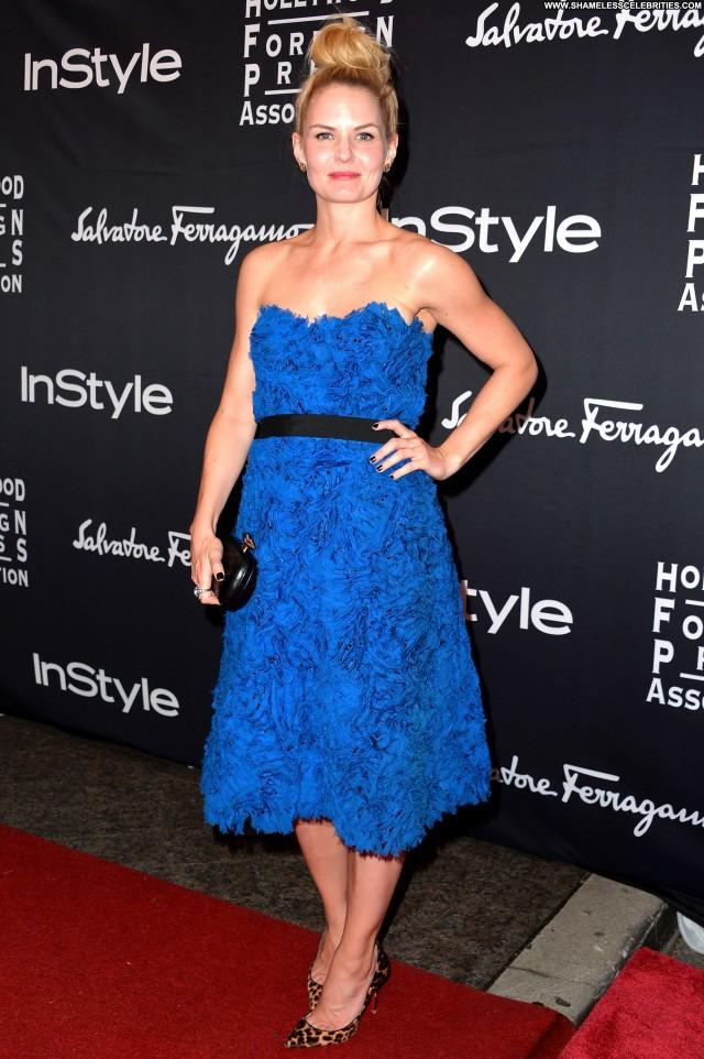 Jennifer Morrison Babe Posing Hot High Resolution Celebrity Party