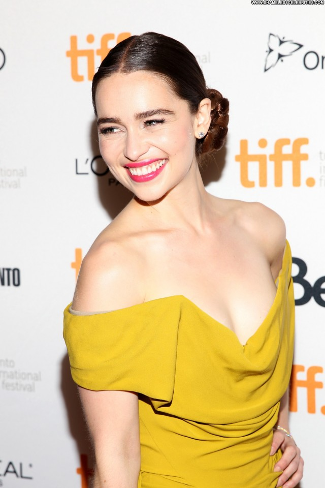Emilia Clarke Toronto International Film Festival Babe International