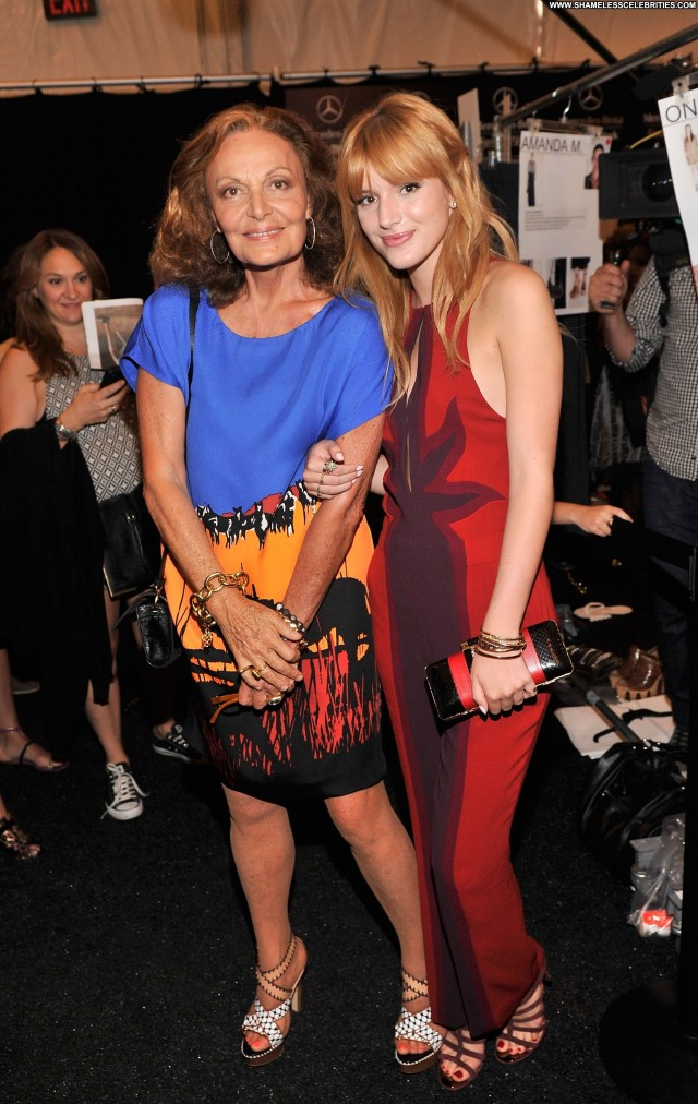 Diane Von Furstenberg Fashion Show Fashion High Resolution Beautiful