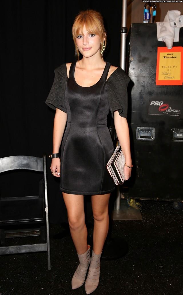 Rebecca Minkoff Fashion Show  Babe Celebrity High Resolution Posing