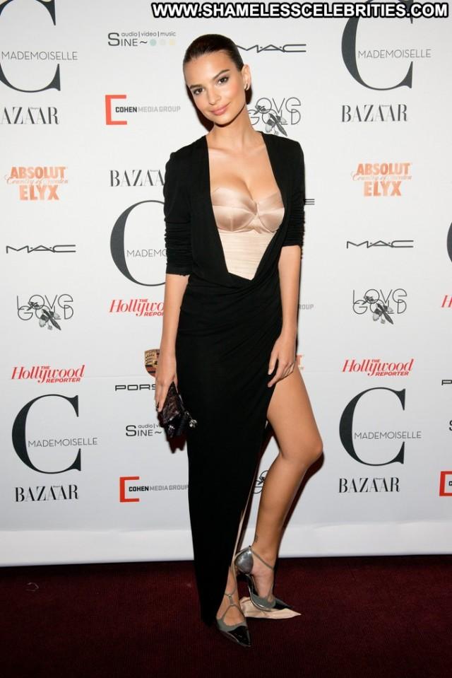 Emily Ratajkowski Mademoiselle Beautiful Nyc High Resolution