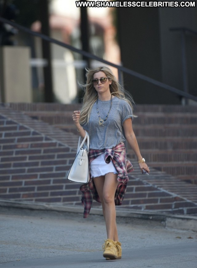 Ashley Tisdale Beverly Hills Babe High Resolution Beautiful Celebrity