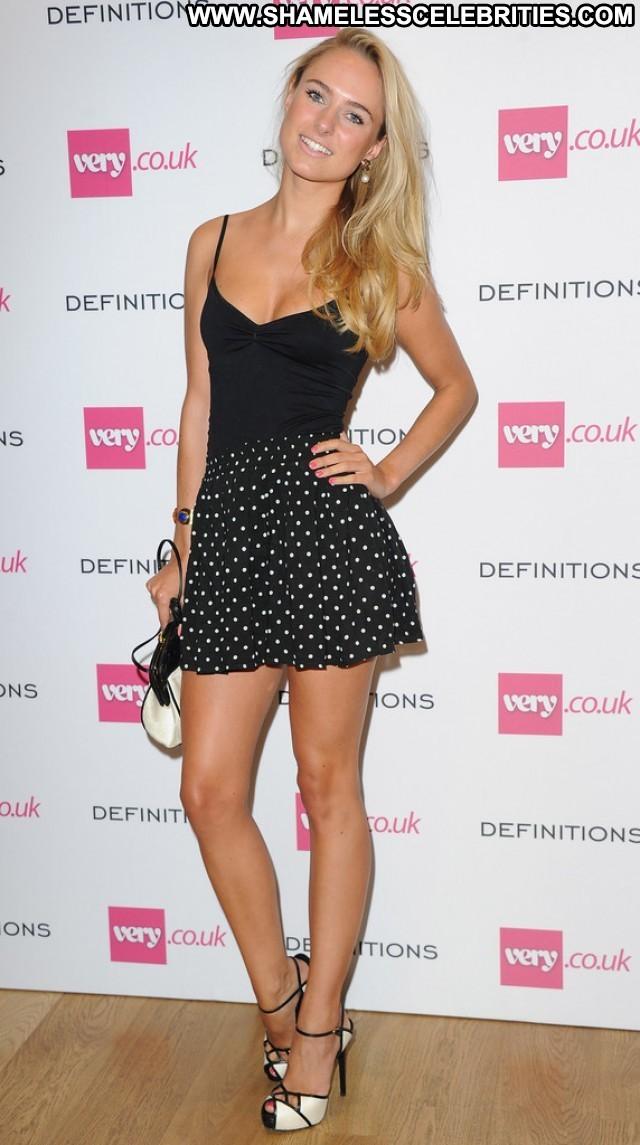 Kimberley Garner American Idol London Posing Hot Babe Nyc Auditions