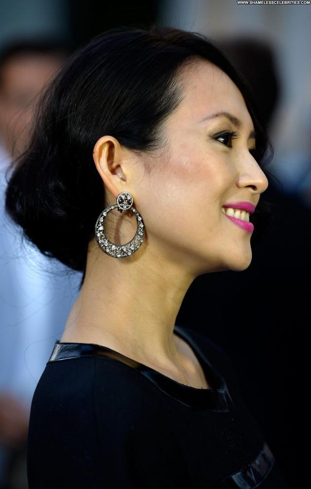 Ziyi Zhang Hollywood High Resolution Beautiful Posing Hot