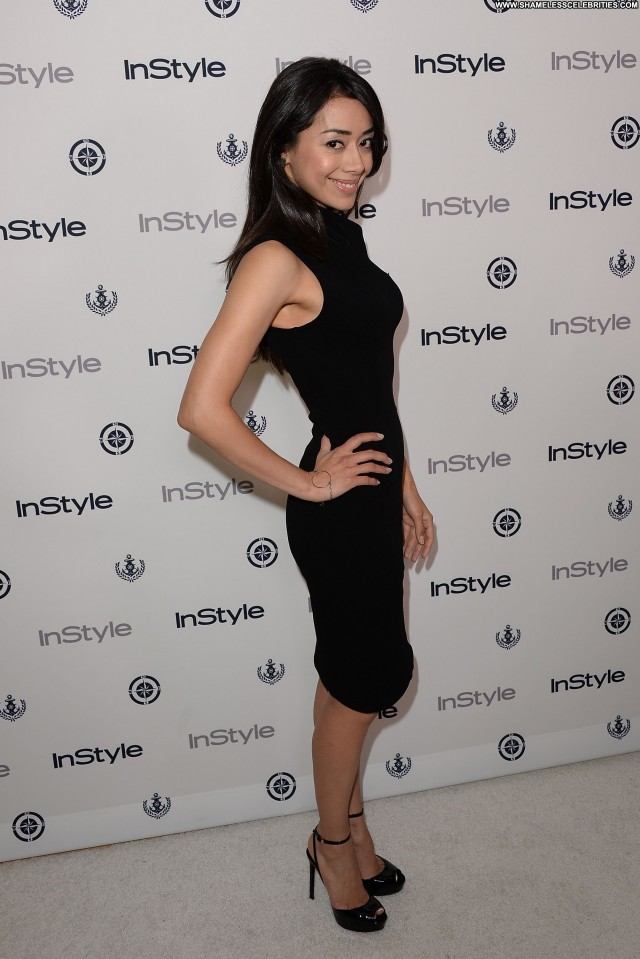 Aimee Garcia West Hollywood Celebrity Posing Hot Summer High