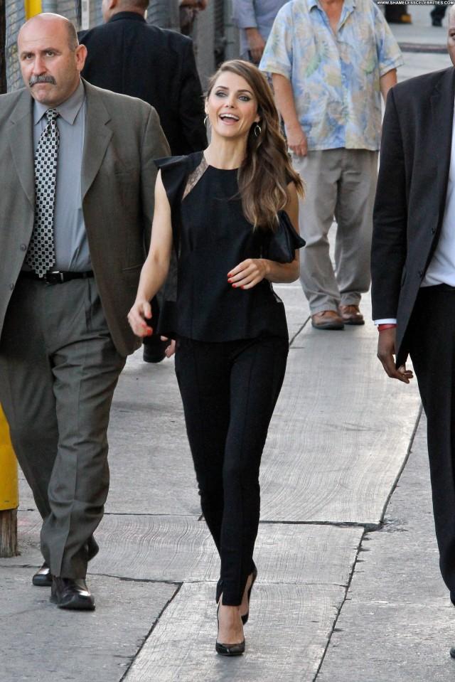 Keri Russell Jimmy Kimmel Live High Resolution Beautiful Babe