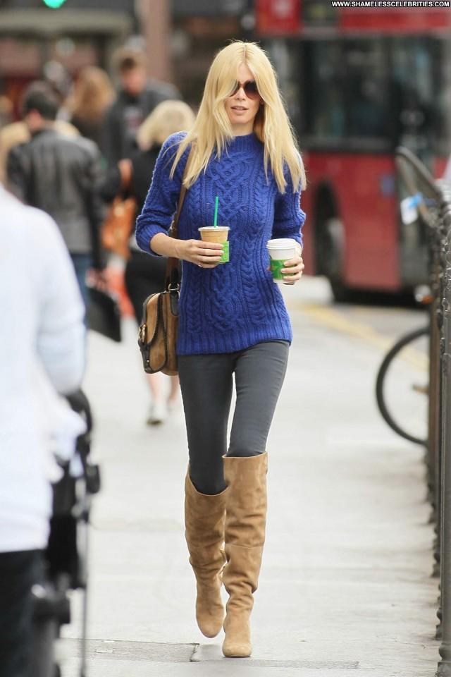 Claudia Schiffer No Source Posing Hot London High Resolution