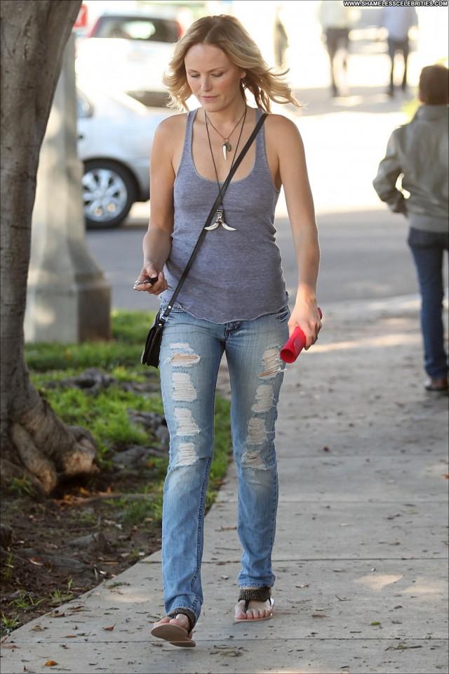 Malin Akerman Desperate Housewives Bra Posing Hot Babe New York