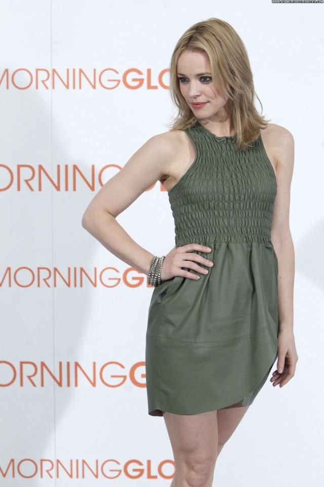 Rachel Mcadams Morning Glory  Beautiful Posing Hot Movie High
