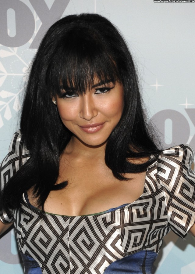 Naya Rivera Party Posing Hot Babe High Resolution Celebrity Beautiful