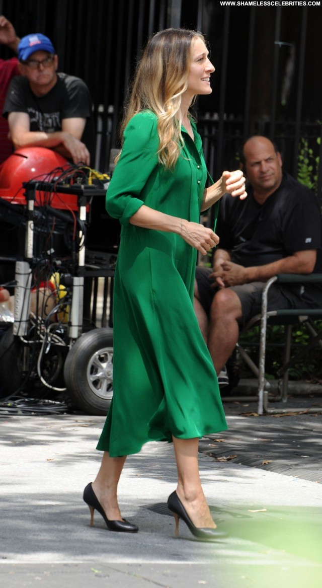 Sarah Jessica Parker Los Angeles High Resolution Beautiful Shopping