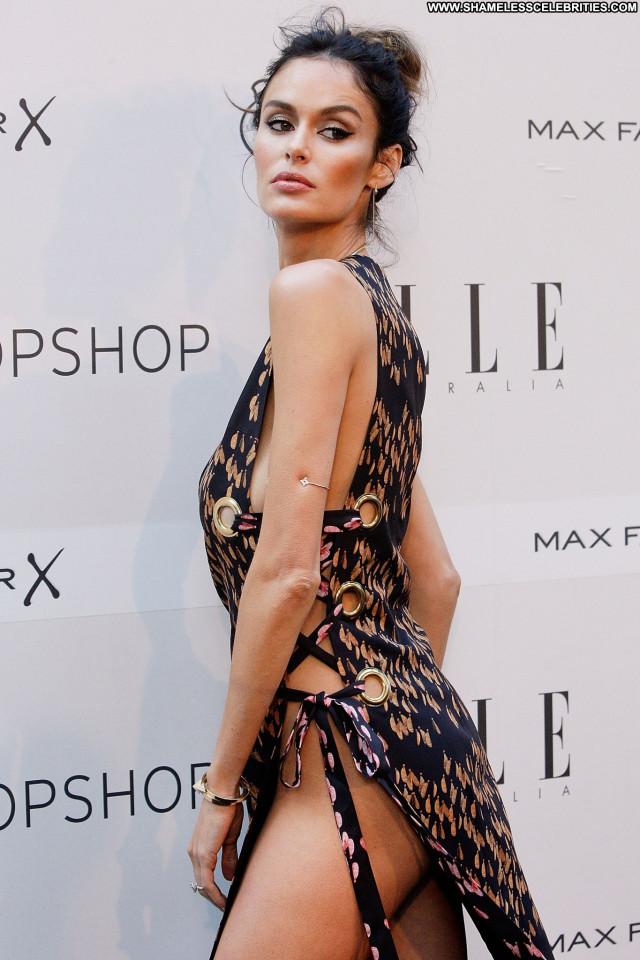 Nicole Trunfio Elle Style Awards In Sydney Celebrity Posing Hot