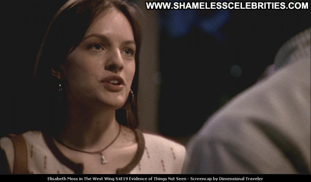 Elisabeth Moss The West Wing Celebrity Babe Beautiful Tv Series