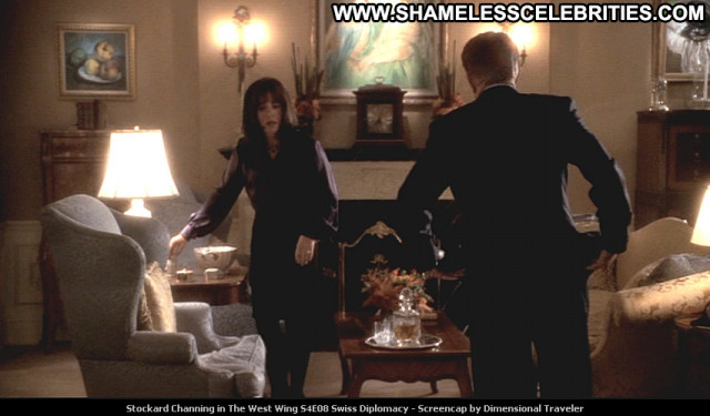 Stockard Channing The West Wing Celebrity Tv Series Posing Hot Babe