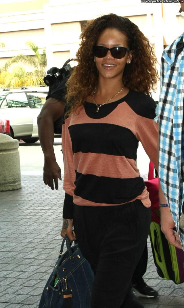 Rihanna Los Angeles Babe Celebrity Posing Hot High Resolution